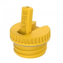 Dop met drinktuit geel | Blafre -