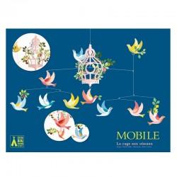 Mobiel vogelkooi | Djeco -