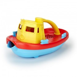 Sleepboot geel | Green Toys -