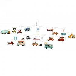 Mobiel voertuigen | Djeco -