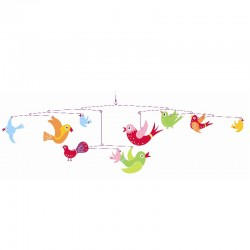 Mobiel vogels | Djeco -
