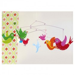 Mobiel vogels   Djeco -