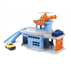 Parkeergarage | Green Toys -