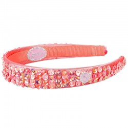 Diadeem Desiree Koraal roze | Souza for Kids -