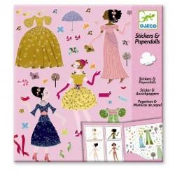Aankleed poppen Seasons | Djeco -