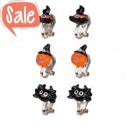 Clip oorbellen Halloween | Souza for Kids -