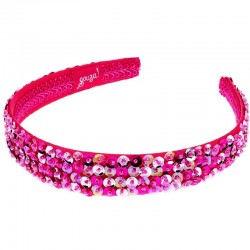 Haarband Desiree Fuchsia | Souza for Kids -