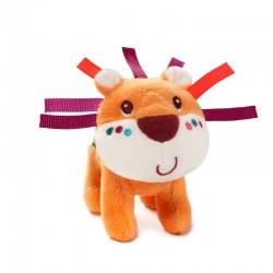 Mini knuffel Jack de leeuw | Lilliputiens -