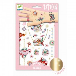 Tattoos Fiona's Jewels | Djeco -