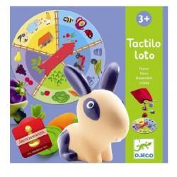 Tactilo Loto Farm | Djeco -