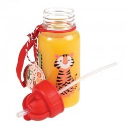 Drinkfles Colourful Creatures | Rex London -