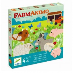 Farmanimo | Djeco -