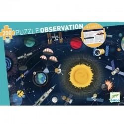 Observatie puzzel Space | Djeco -