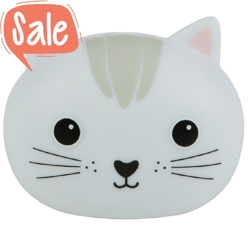 Nachtlampje Nori cat kawaii | Sass & Belle -
