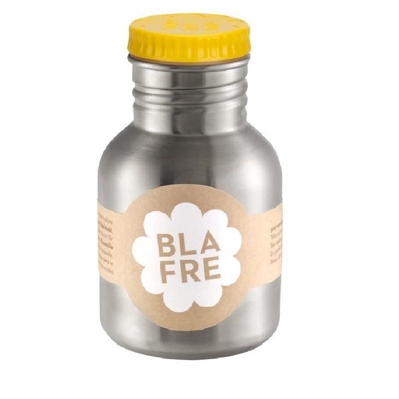 RVS Drinkfles geel 300 ML | Blafre -