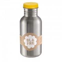 RVS Drinkfles geel 500 ML | Blafre -