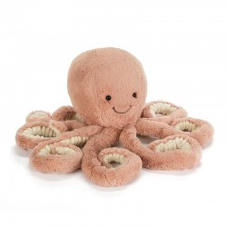 Knuffel Odell Octopus medium | Jellycat -