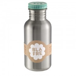 RVS Drinkfles lichtblauw 500 ML | Blafre -