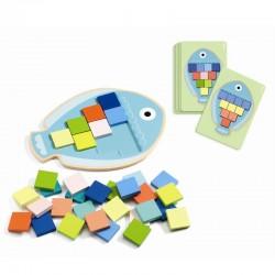 Mozaiek puzzel Mosacolor | Djeco -