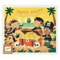 Piratenfeest | Djeco -