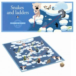 Snakes and Ladders | Djeco -