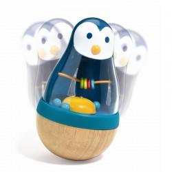 Tuimelaar Roly Pingui | Djeco -
