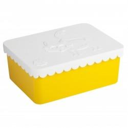Broodtrommel Vos geel | Blafre -