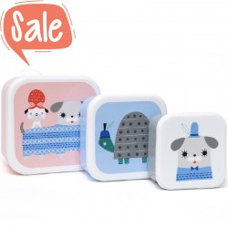 Lunchbox set Peanut & co | Petit Monkey -