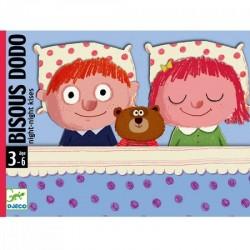 Kaartspel Bisous Dodo | Djeco -