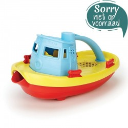 Sleepboot blauw | Green Toys -