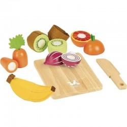 Gesneden fruit en groenten | Vilac -