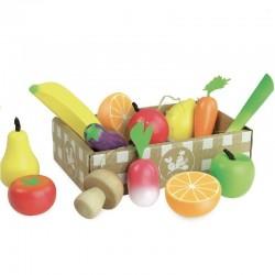 Fruit en Groenten set | Vilac -