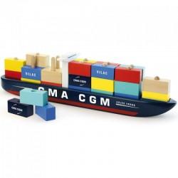 Containerschip | Vilac -