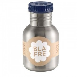 RVS Drinkfles donkerblauw 300 ML | Blafre -