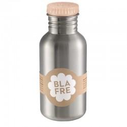 RVS Drinkfles Peach 500 ML | Blafre -