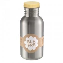 RVS Drinkfles lichtgeel 500 ML | Blafre -