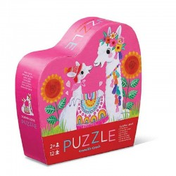 Puzzel Llama Love | Crocodile Creek -