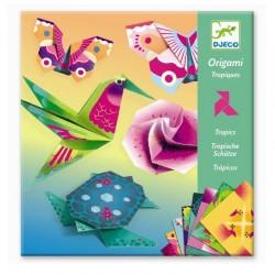 Origami Tropische Dieren | Djeco -