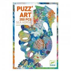 Puzzel Art Seahorse | Djeco -