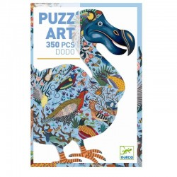 Puzzel Art Dodo | Djeco -