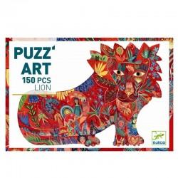 Puzzel Art Leeuw | Djeco -