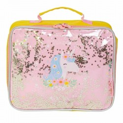 Koeltasje Eenhoorn glitter | A Little Lovely Company -