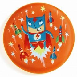 Frisbee Flying Hero   Djeco -