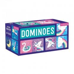 Domino Eenhoorn | Mudpuppy -