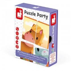 Spel Puzzelfeest | Janod -