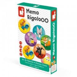 Memo Rigolooo | Janod -