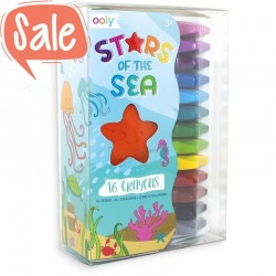 Gel krijtjes Stars of the Sea | Ooly -