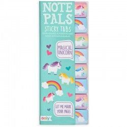 Sticky Tabs Magical Unicorn | Ooly -