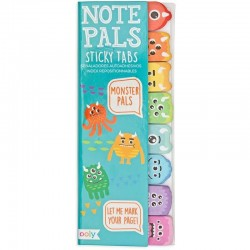 Sticky Tabs Monsters | Ooly -