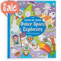 Kleurboek Space   Ooly -